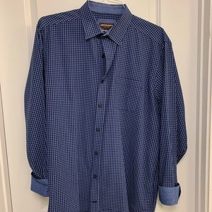 Johnston Murphy Dress Shirt